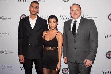 Kourtney Kardashian The Syrian American Medical Society Hosts Voices In Displacement Gala