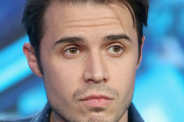 Kris Allen 2016 Winter TCA Tour - Day 11