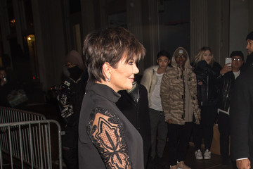 Kris Jenner Kendall + Kylie Launch