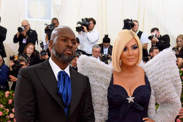 Kris Jenner Corey Gamble The 2019 Met Gala Celebrating Camp: Notes On Fashion - Arrivals
