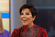 Kris Jenner Visits 'FOX and Friends'