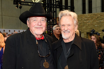 Kris Kristofferson The Country Music Hall of Fame and Museum 2016 Medallion Ceremony - Red Carpet
