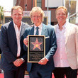 Kris Lythgoe Television Producer Nigel Lythgoe Honored With Star On The Hollywood Walk Of Fame