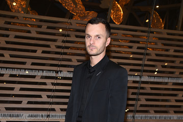 Kris Van Assche 'Etre Moderne: Le MoMA A Paris' Exhibition Dinner at Louis Vuitton Foundation in Paris