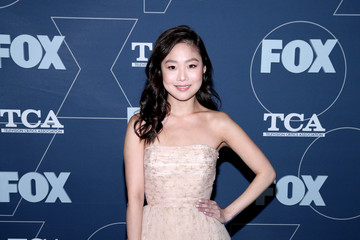 Krista Marie Yu FOX Winter TCA All Star Party - Arrivals