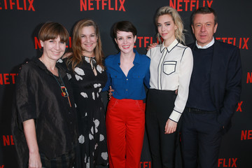 Krista Smith For Your Consideration Event For Netflix's 'The Crown' - Red Carpet
