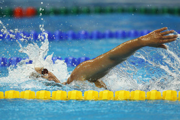 Kristel Kobrich Swimming Day Ten - 14th FINA World Championships