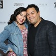 Kristen Anderson Lopez Songwriters Hall Of Fame 4th Annual Oscar Nominee Reception