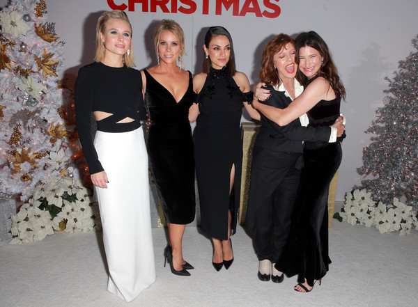 Premiere Of STX Entertainment's 'A Bad Moms Christmas' - Red Carpet