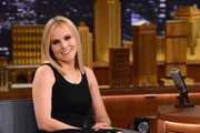 Kristen Bell Visits 'The Tonight Show'