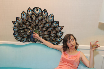 Kristen Schaal Backstage Creations Celebrity Retreat at the 2016 Writers Guild West Awards
