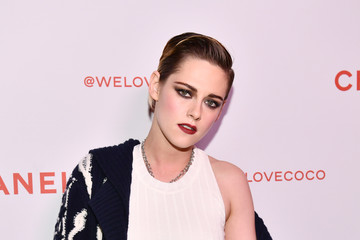 Kristen Stewart Chanel Party to Celebrate the Chanel Beauty House and @WELOVECOCO