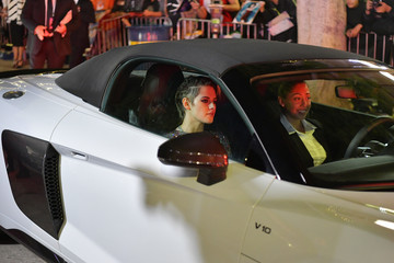 Kristen Stewart Premiere Of Columbia Pictures' 'Charlies Angels' - Red Carpet