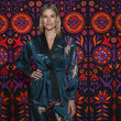 Kristen Taekman Anna Sui - Front Row - February 2018 - New York Fashion Week: The Shows