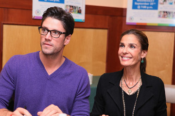 Kristian Alfonso James Scott 'Days of Our Lives' Book Tour Stops in Framingham