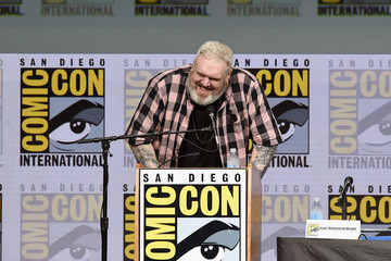 Kristian Nairn Comic-Con International 2017 - 'Game Of Thrones' Panel and Q+A Session