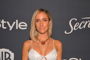 Kristin Cavallari The 2020 InStyle And Warner Bros. 77th Annual Golden Globe Awards Post-Party - Red Carpet