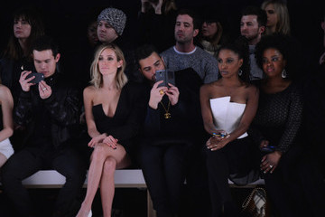 Kristin Cavallari August Getty - Front Row - Mercedes-Benz Fashion Week Fall 2015