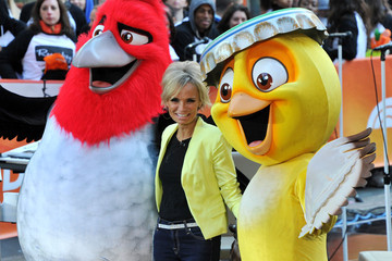 Kristin Chenoweth Janelle Monae Performs on the 'Today' Show