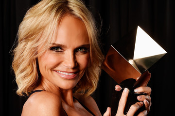 Kristin Chenoweth Logo TV's 2014 NewNowNext Awards - Winner's Walk