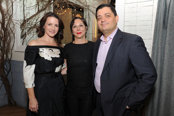 Kristin Davis Participant Media's Television Network Pivot Hosted an Upfront Dinner at the Park Avenue Restaurant