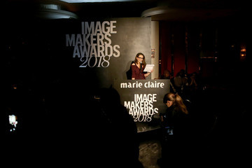 Kristin Davis Marie Claire's Image Makers Awards 2018 - Inside