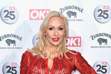 Kristina Rihanoff OK! Magazine 25th Anniversary Party - Arrivals