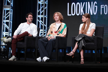 Kristine Froseth Charlie Plummer 2019 Summer Television Critics Association Press Tour - Day 4