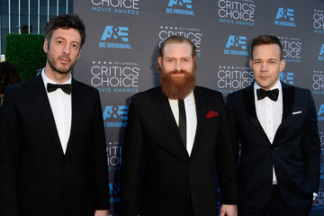 Kristofer Hivju Arrivals at the Critics' Choice Movie Awards — Part 4