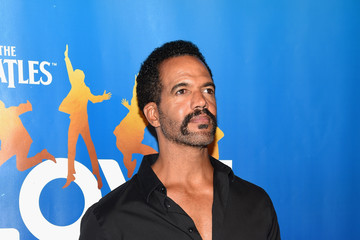 Kristoff St John 'The Beatles LOVE By Cirque du Soleil' Celebrates Its 10th Anniversary At The Mirage In Las Vegas