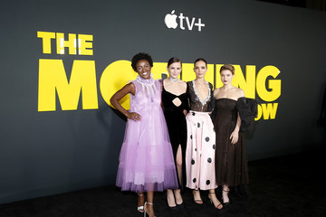 """Krys Marshall Apple's """"The Morning Show"""" Global Premiere"""
