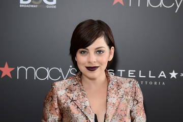 Krysta Rodriguez Macy's And Broadway Style Guide Welcome Today's Hottest Broadway Stars For An Evening Of Men's Style Hosted By NY1's Frank DiLella And Macy's Fashion Director, Durand Guion