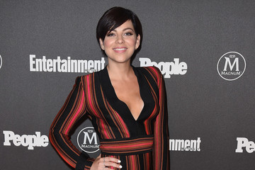 Krysta Rodriguez 2016 Entertainment Weekly & People New York Upfronts VIP Party
