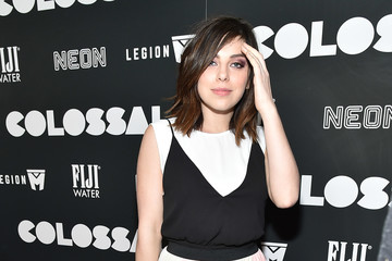Krysta Rodriguez Celebrities Attend the 'Colossal' New York Premiere