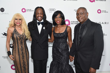Krystal Bailey 24th Annual Elton John AIDS Foundation's Oscar Viewing Party - Red Carpet
