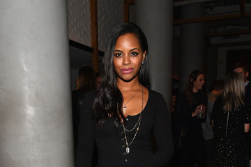"""Krystal Joy Brown The Cinema Society Hosts a Screening of """"Baywatch"""" - After Party"""