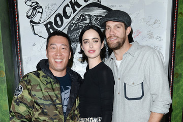 Krysten Ritter Akira Back 'Yellowtail' Cocktail Party in Park City