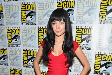 "Ksenia Solo ""Lost Girl"" - Press Line - Comic-Con International 2012"