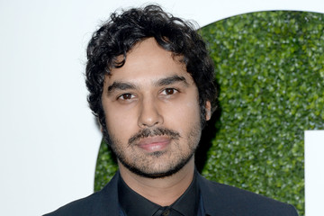 Kunal Nayyar Arrivals at the GQ Men of the Year Party — Part 2