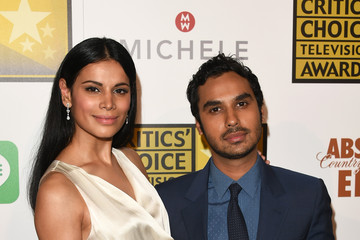 Kunal Nayyar Arrivals at the Critics' Choice Television Awards