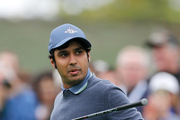 Kunal Nayyar AT&T Pebble Beach National Pro-Am - Preview Day 3