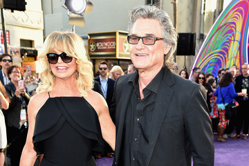 """Kurt Russell Premiere Of Disney And Marvel's """"Guardians Of The Galaxy Vol. 2"""" - Red Carpet"""