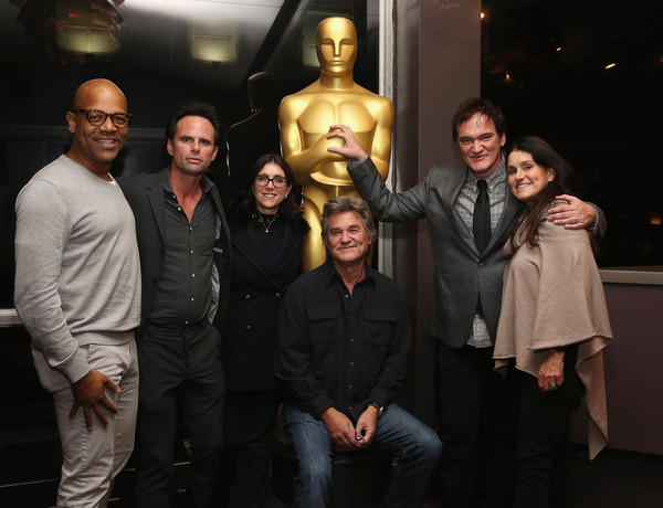 Official Academy Screening of 'The Hateful Eight'