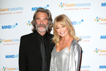 """Kurt Russell Goldie Hawn's Inaugural """"Love In For Kids"""" Benefiting The Hawn Foundation's MindUp Program - Arrivals"""