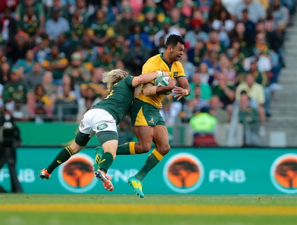 South Africa vs. Australia - The Rugby Championship