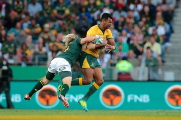 Kurtley Beale South Africa vs. Australia - The Rugby Championship