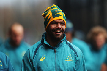 Kurtley Beale Australia Media Access