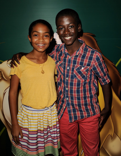 Kwesi Boakye Wallpapers d after party in this photo yara shahidi kwesi boakye actors yara