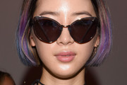 Irene Kim attends the Kye fashion show during Spring 2016 New York Fashion Week: The Shows at The Space, Skylight at Clarkson Sq on September 11, 2015 in New York City.
