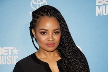 Kyla Pratt BET Music Matters Grammy Showcase